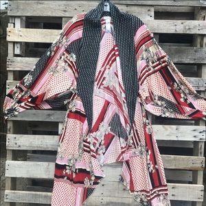 Free People Morning Glory Kimono